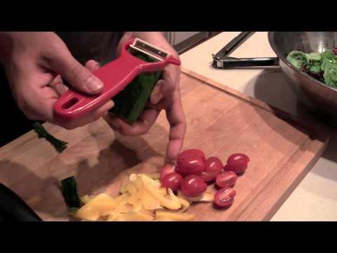 Yapmak Sebzeler Tadı Harika! Pratik Öneriler Sağlıklı Salata Hazırlayın. Benjimantv
