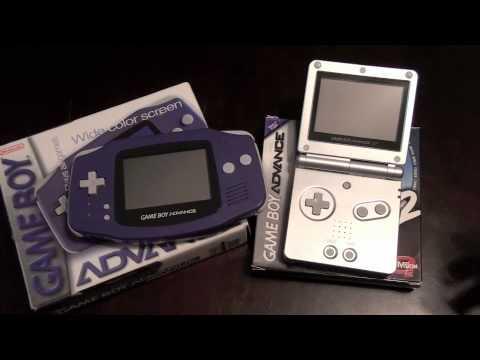 Game Boy Advance 10 Yıllık!
