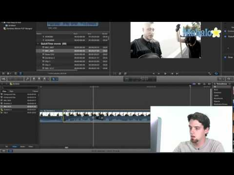 Yeni Ses Özellikleri - Fade Kolları - Final Cut Pro X