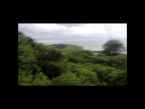 Ziplining Tarih: Ometepe Island, Nicaragua