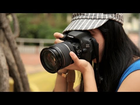 Canon 17-55Mm F/2.8 Ef-S Uygulamalı