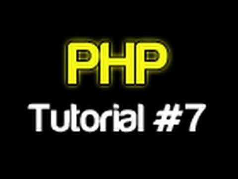 Php Dersleri 7 - Tek Tırnak Ve Birleştirme (Yeni Başlayanlar İçin Php)