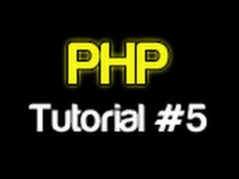 Php Eğitimi 5 - Değişkenleri (Yeni Başlayanlar İçin Php)