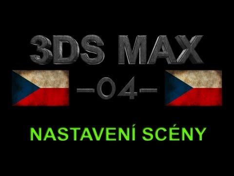 Cztutorıál - 3Ds Max - 3D Scény