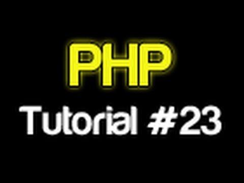Php Eğitimi 23 - Gömme Html Ve Php (Yeni Başlayanlar İçin Php)