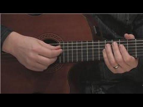 Gitar Dersleri: Acemi Klasik Gitar Dersleri: Temel Parmak Egzersiz