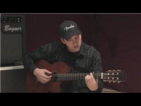 Gitar Dersleri: Acemi Klasik Gitar Dersleri: Yeni Başlayanlar İçin Dersler