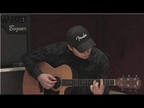 Gitar Dersleri: Gitar Dersleri: Syncopation Ve Blues Fingerpicking