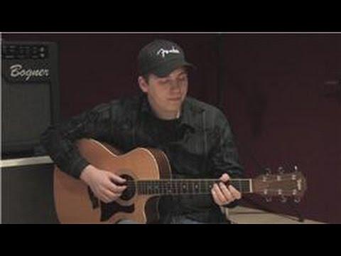 Gitar Dersleri: Gitar Dersleri Yeni Başlayanlar Akustik İçin