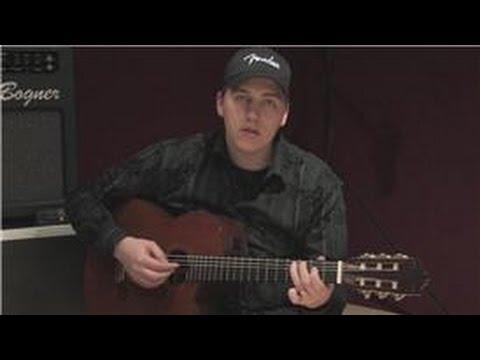 Gitar Dersleri: Klasik Gitar Dersleri