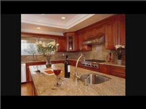 Mutfak Remodeling Yanıtlar: Mutfak Dolabı Remodeling: Granit Tezgah Şablonları