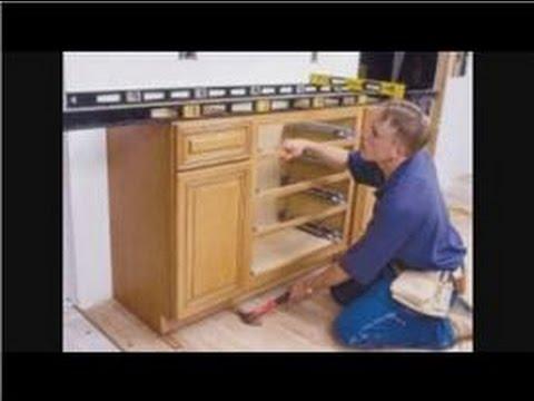 Mutfak Remodeling Yanıtlar: Mutfak Dolabı Remodeling: Yükleme İçin Dolap İhtiyaçlar