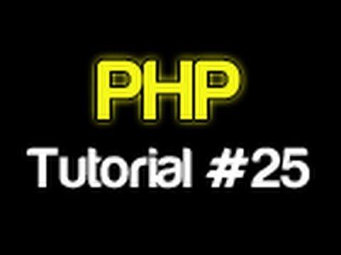 Php Eğitimi 25 - Yazma Bir Dosyaya (Yeni Başlayanlar İçin Php)