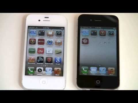 İphone 4S Karşılaştırma At&t Verizon Vs
