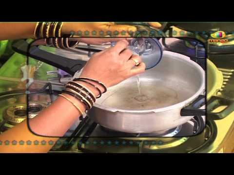 Amrita Pirinç Ve Kuru Balık - Nasıl Cook