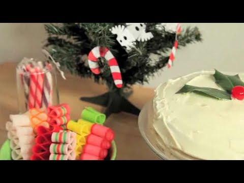 Nasıl Bir Noel Kek Süslemeleri