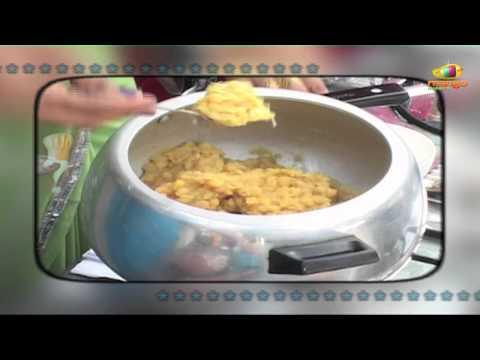 Paani Puri - Nasıl Cook