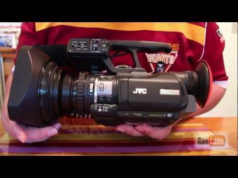 Jvc Gy-Hm100E Video Kamera Genel Bakış