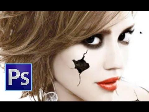 Adobe Photoshop Cs6 - Bebek Dönüştürme [Hız Sanat]