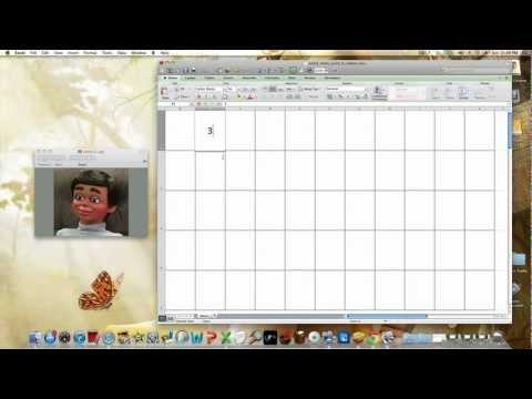 Excel.mov İçinde Ekleme