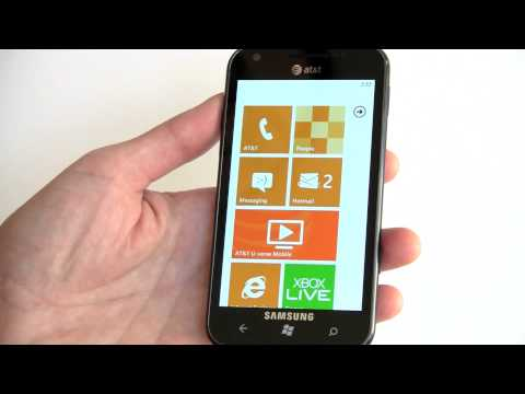 Samsung Focus S İnceleme