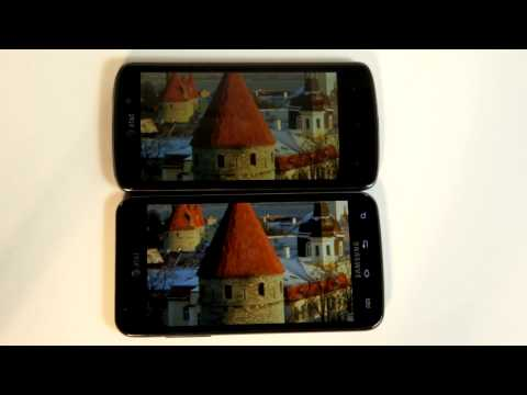 Lg Nitro Hd Vs Samsung Galaxy S Iı Skyrocket Smackdown