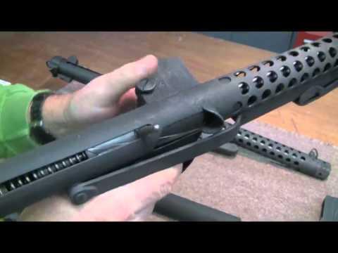 Shtf 9Mm Tüfek, Sterlıng Tip I Ve Iı
