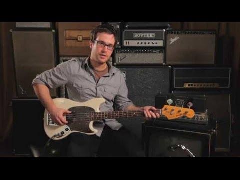 Kısma Nedir?   Bass Gitar