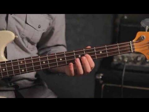Nasıl B Major Triad | Bas Gitar İçin