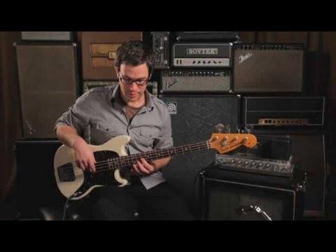 Nasıl Do Minör Üçlü | Bas Gitar İçin