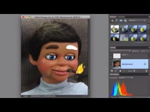 Sihirli Değnek Aracı Photoshop - Photoshop Elemanları Eğitimi