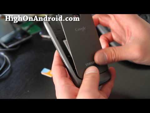 Galaxy Nexus Unboxing!