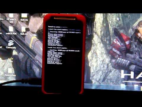 Htc Evo Shift 4G Deneme Ve Hata (2)