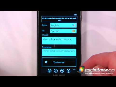 Windows Phone 7 App Toparlama - Kuponlar, Tunein Radyo, Voicetranslator, Megatile, Linebirds