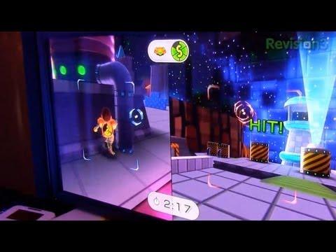 Nintendo Wii U Oyun Demo Ces 2012