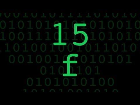 15 Ve Onaltılık - Numberphile