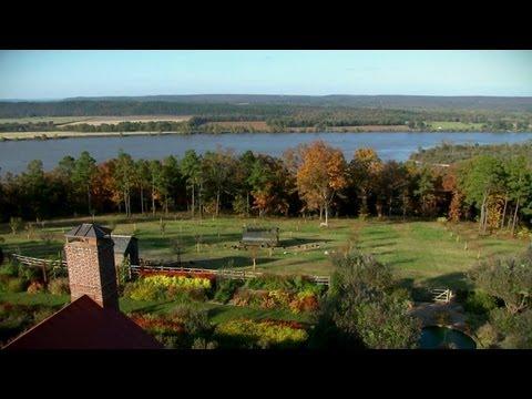 Tur Yosun Dağ Çiftliği | Evde Birlikte P. Allen Smith