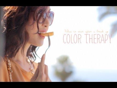 Terapi - Ne Giymek İçin Bir Dağılmasından Sonra Renk