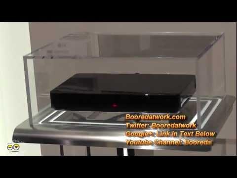 Lg Smart Tv Upgrader Sp820 Ve Sp520 Gözleri Üzerinde @ces 2012