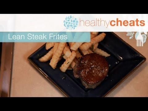 Yağsız Biftek Frites | Jennifer Iserloh İle Sağlıklı Hileler
