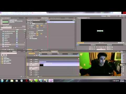 Anahtar-Çerçeve Premiere Pro Cs5.5