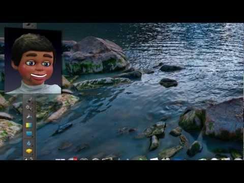 Photoshop Elements 10 Eğitimi Fırça Aracı Ve Şifa Fırça Aracı Öğretici Şifa Ve Yerinde