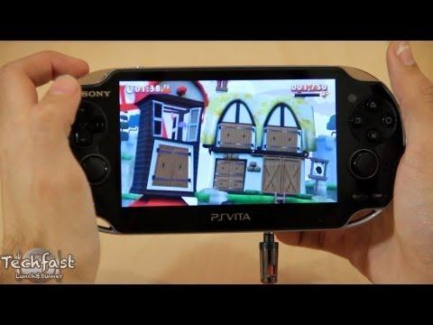 Sony Ps Vita: Kullanıcı Arabirimi Tur Ve İzlenecek Yol