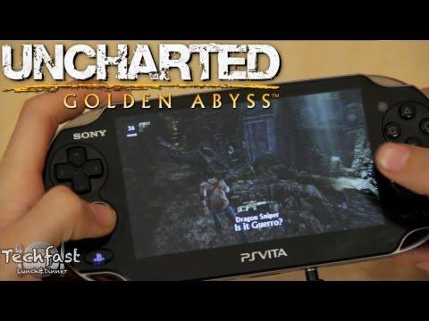 Bilinmeyen Altın Abyss: Bir Daha Gözden Geçirme Ve Oyun (Ps Vita)