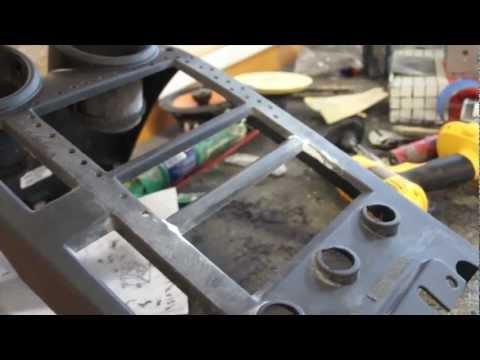 Güçlendirilmiş - İpad Bir Hummer H2, Infinity G35 Alp Jl Sistem Ep 46 Yüklü