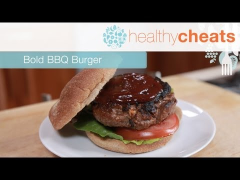 Barbekü Burger Kalın | Jennifer Iserloh İle Sağlıklı Hileler