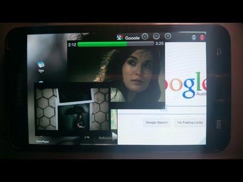 Samsung Galaxy Not Aşırı Gerçek Multitasking!! [Coldfustion]