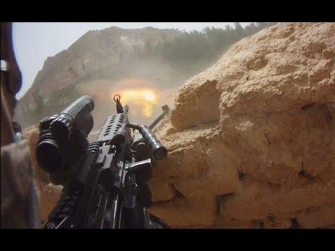 Çatışma Kask Kam Afganistan'da - Bölüm 1 | Funker530