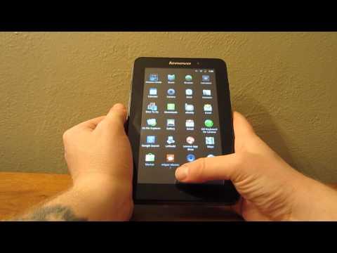 Lenovo Ideapad A1 - Video İnceleme