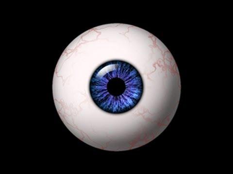 Photoshop: Nasıl Gerçekçi Bir Göz Küresi Yapmak!